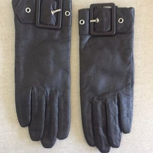 Echo Leather Gloves